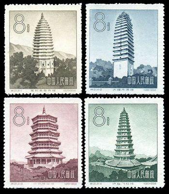 特21 中国古塔建筑艺术