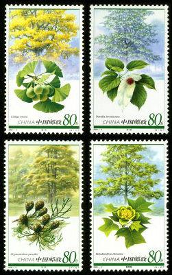 2006-5 《孑遗植物》特种邮票